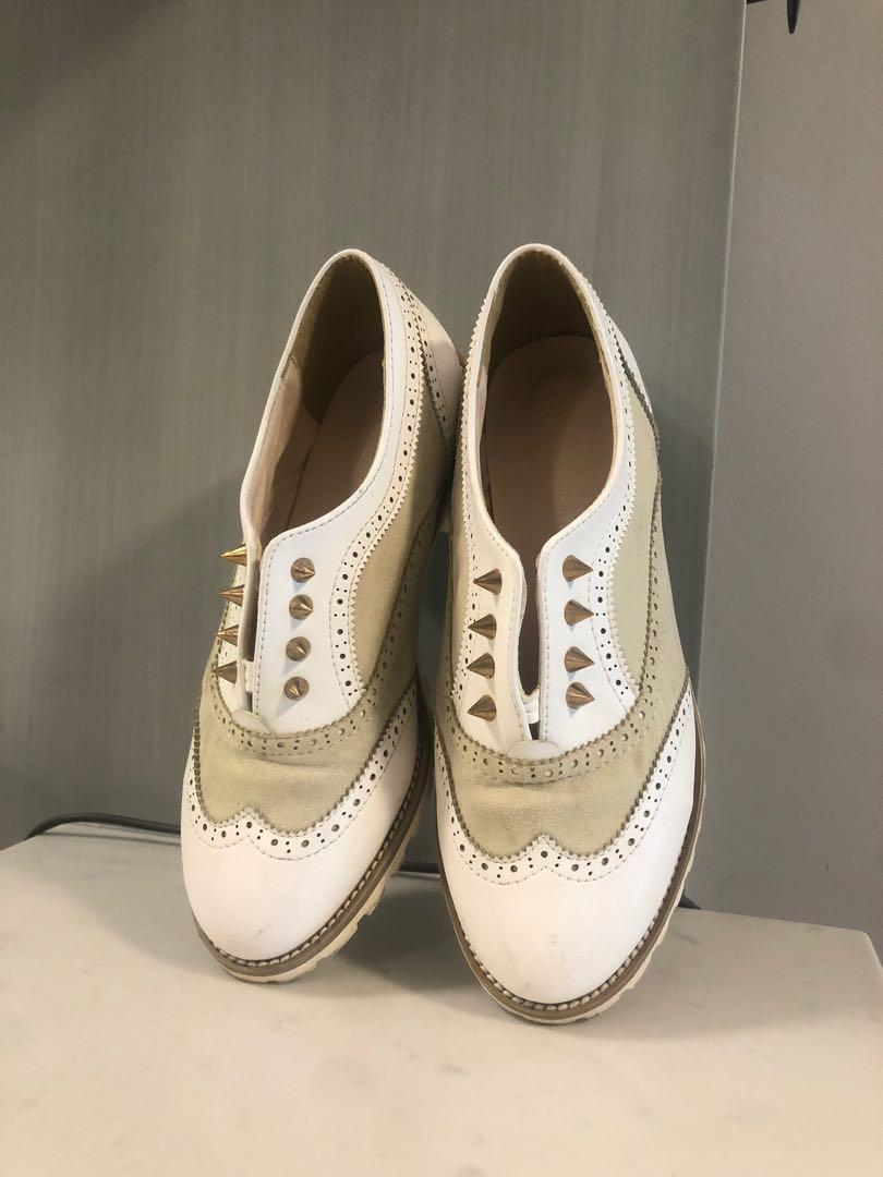 White Point Shoes