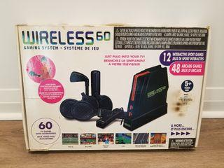 Wireless 60 Gaming System