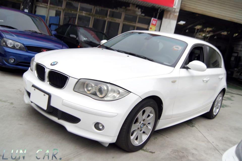 🐸2005 BMW 120i🐡售26.8萬🐥月付5700🦈