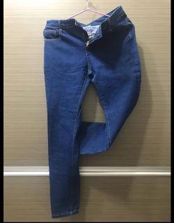 (全新)深色牛仔褲