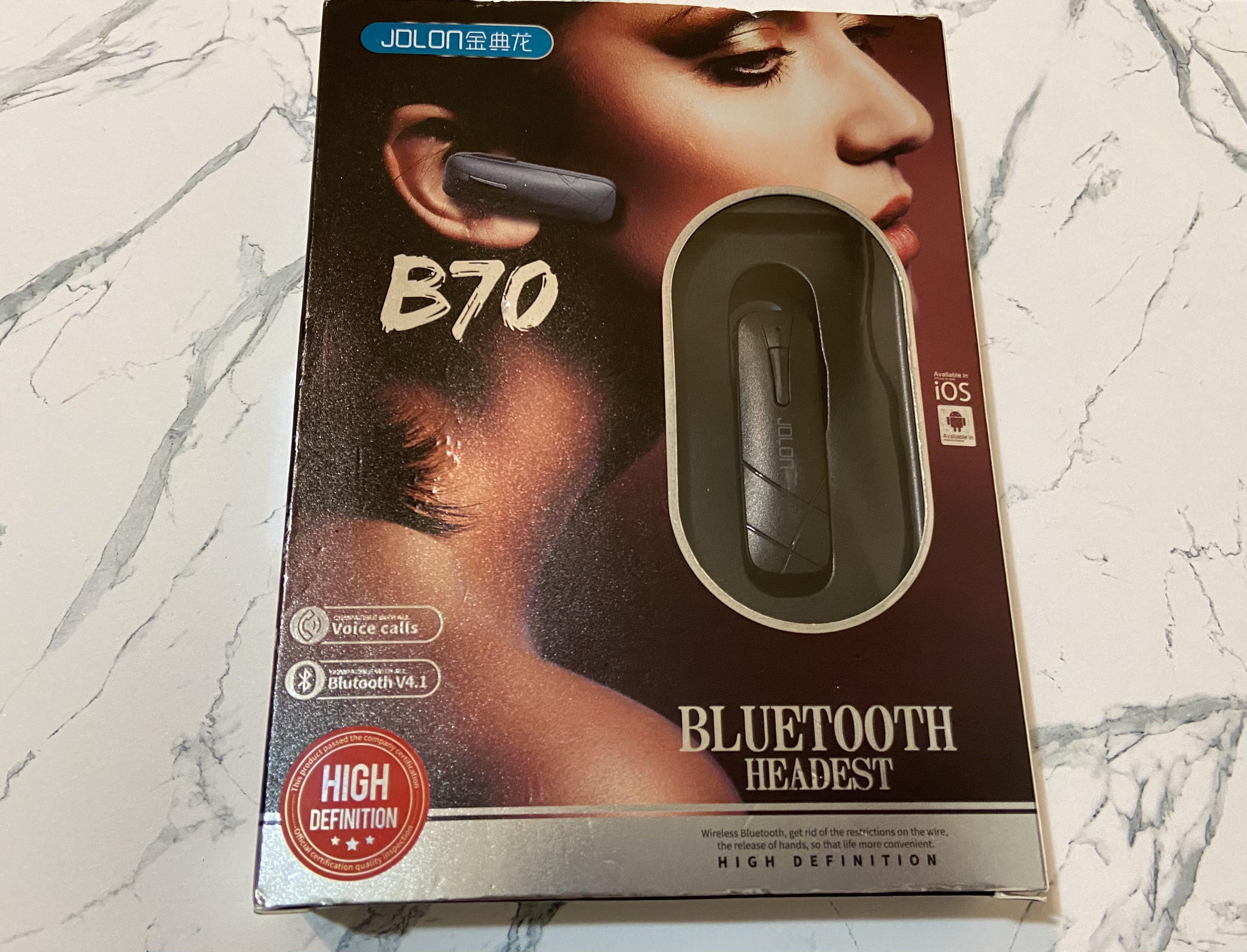 天籟之音 藍芽 耳機 JOLON B70 音質佳 無線耳機 藍芽耳機