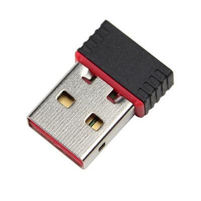 品名: usb wifi無線網卡電腦桌機筆電適用(RTL8188)(桌上型電腦) J-14619
