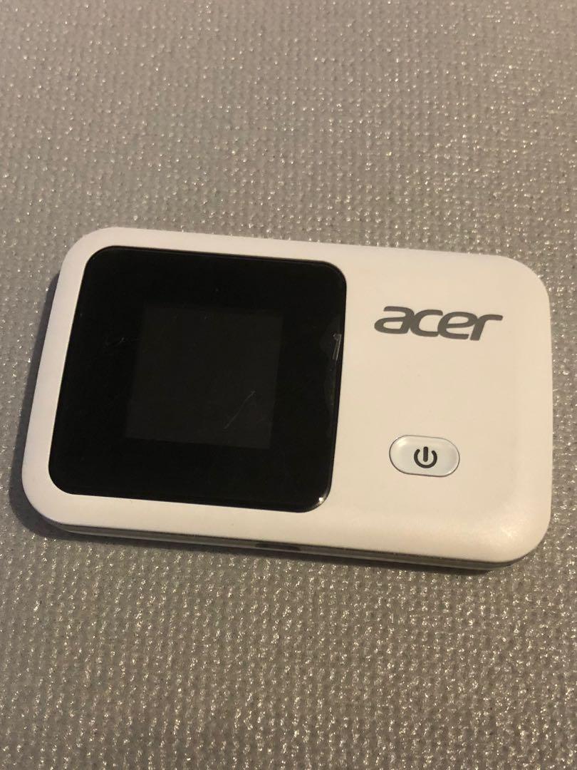 Acer R1s wifi網路分享器 可插sim卡
