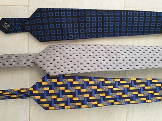 Dunhill Silk Tie Men S Fashion Accessories Ties Formals On Carousell