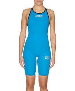 Arena Women Powerskin Carbon Pro Mark 2 Fina Suit - Blue