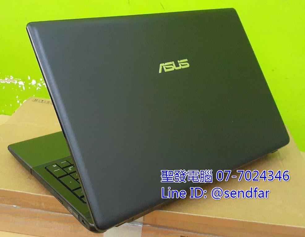 """ASUS X55V i5-3210M 4G 500G discrete graphic DVD 15inch laptop """"sendfar secondhand"""" 聖發二手電腦"""