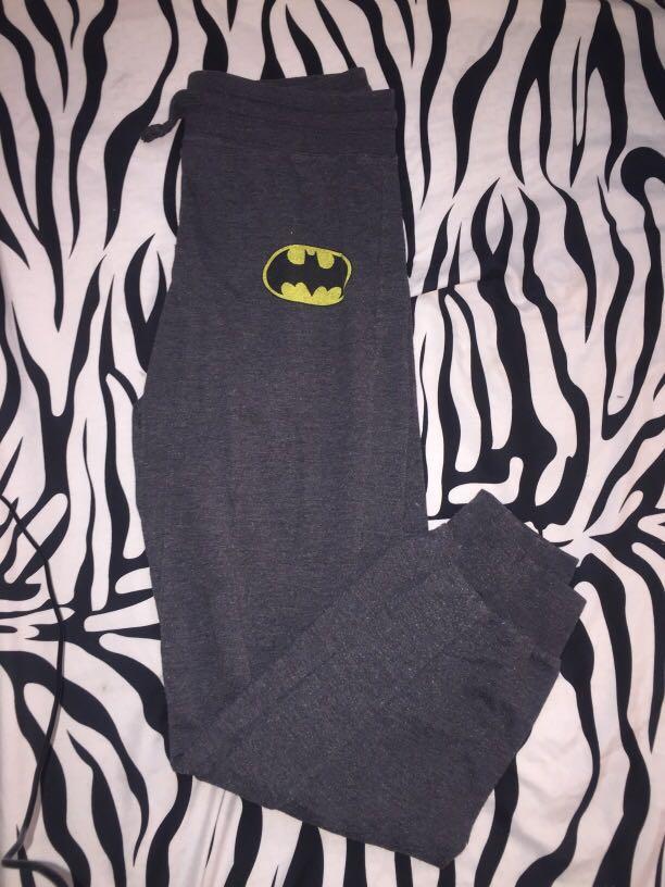 Batman sweats