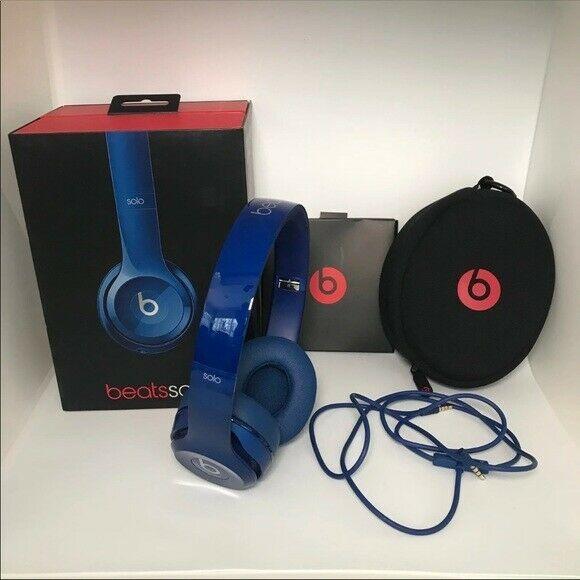 Beats Solo 2 - Blue