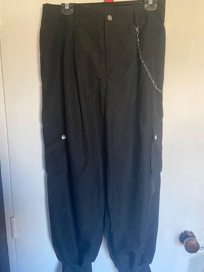 Black Shein pants