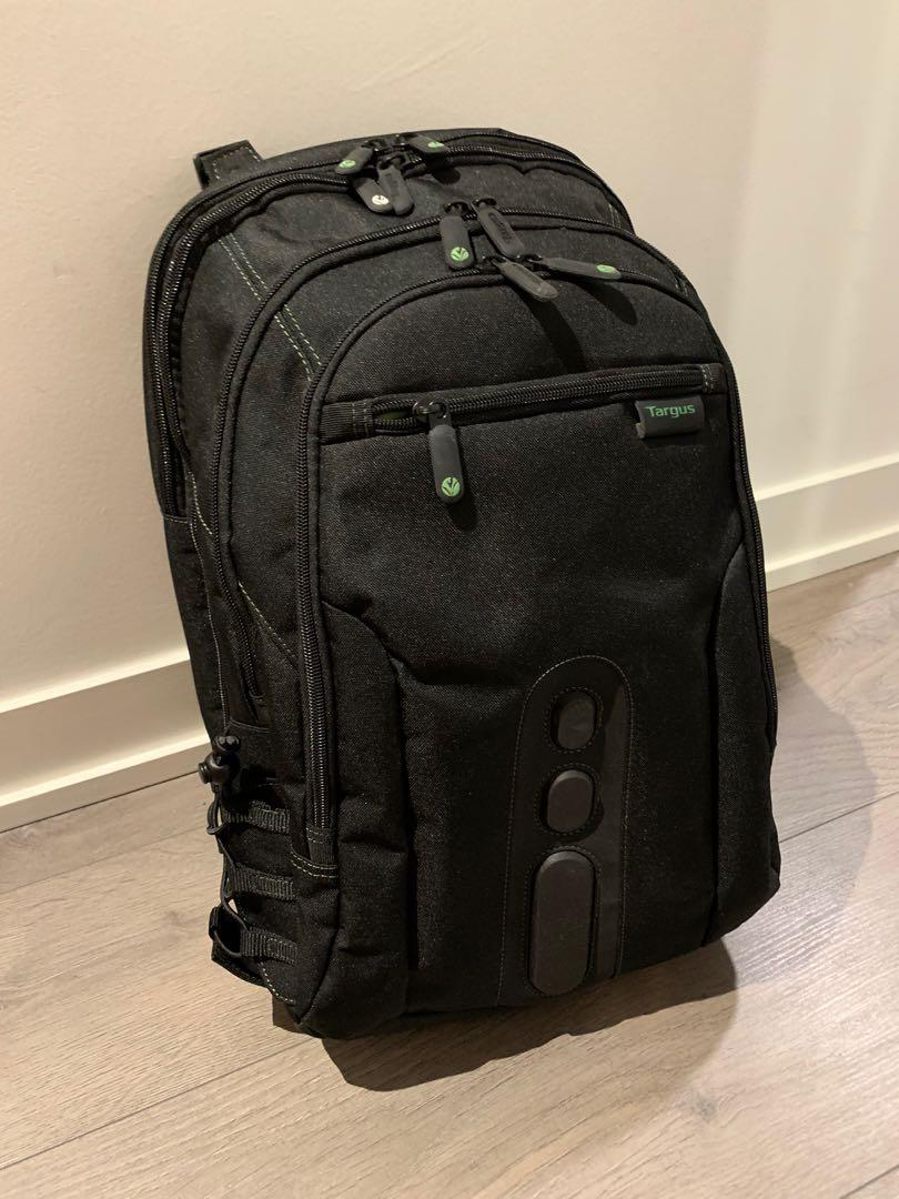 Brand New with Tag - Black Spacious Backpack