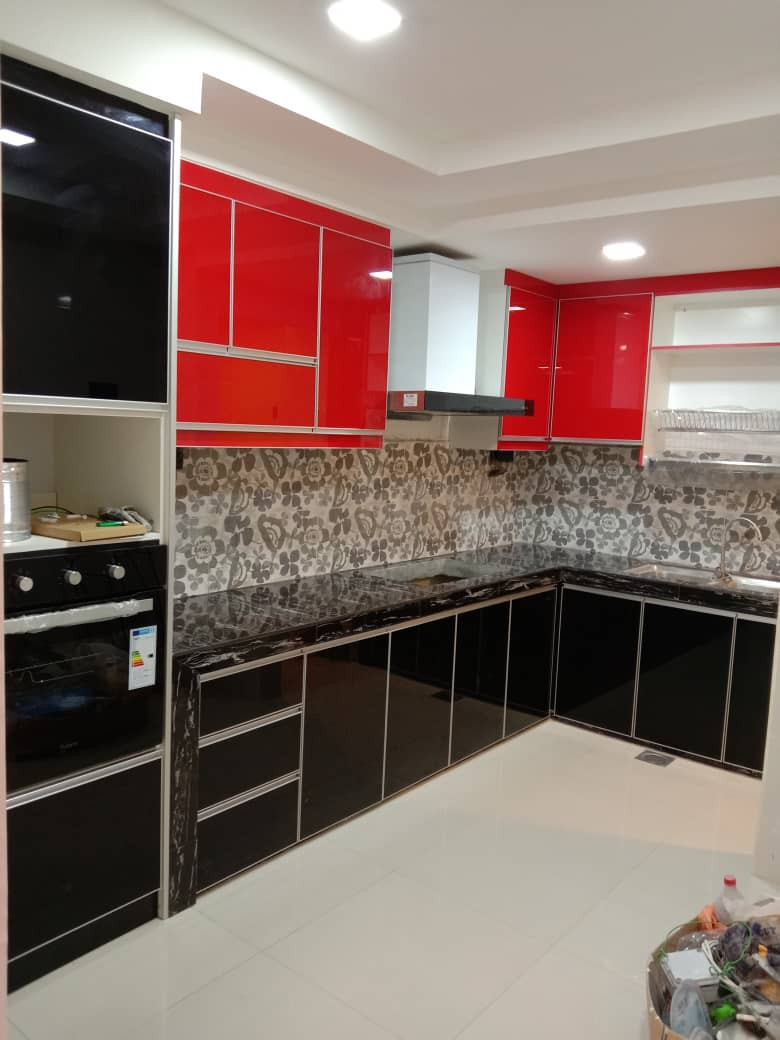 Buat Rumah Kabinet Dapur Services Home Services Renovations On Carousell