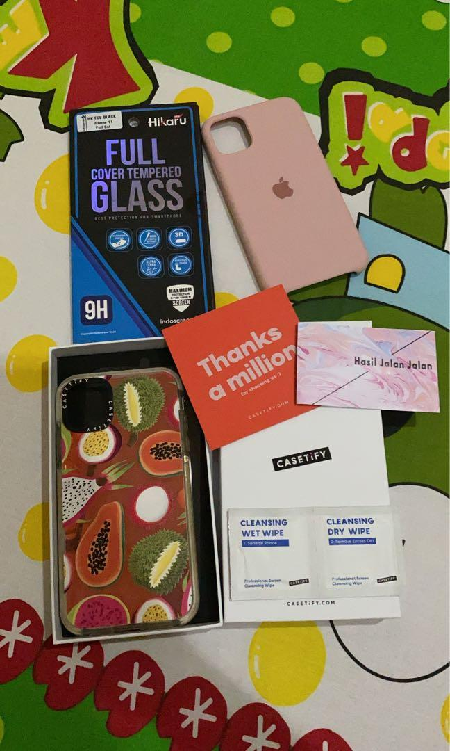 CASETIFY PRELOVED FOR IPHONE 11