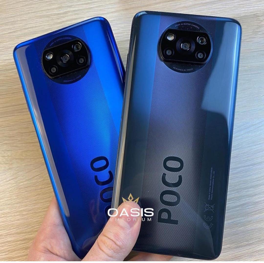 Cash Or Kredit Xiaomi Poco X3 NFC 6GB/128GB Resmi