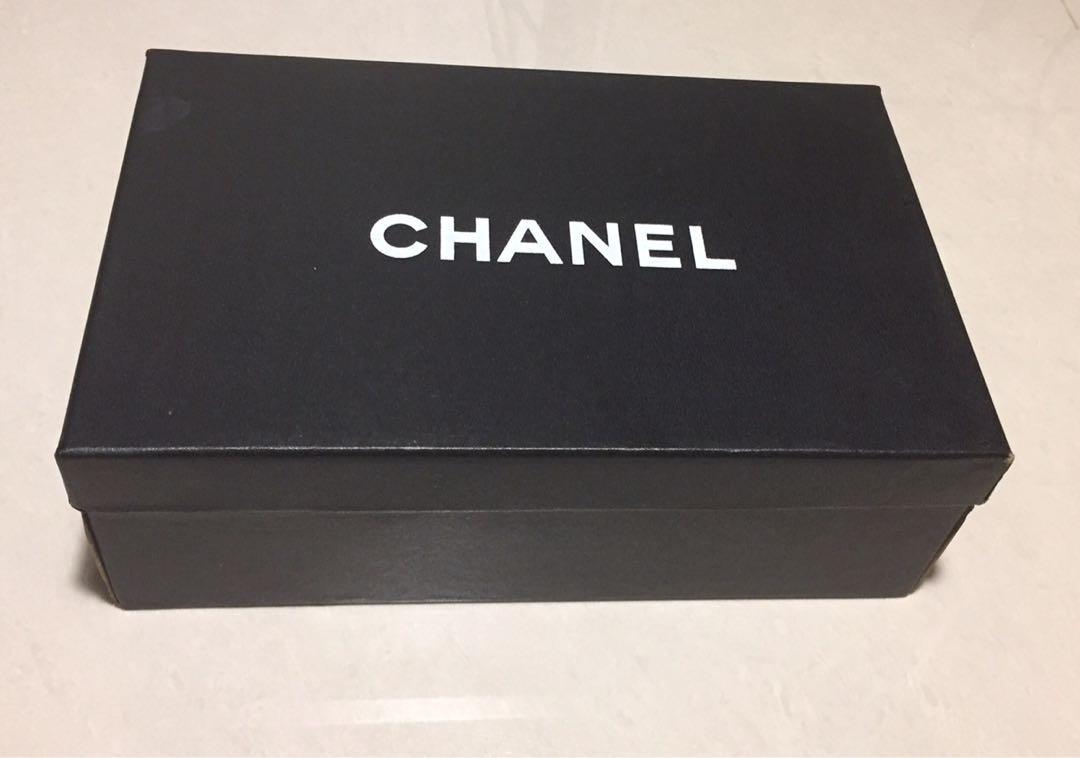 CHANEL 鞋盒 大紙盒