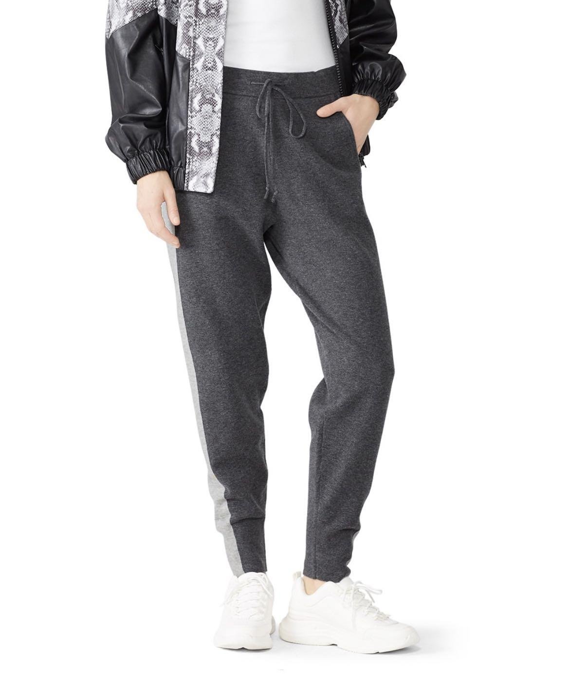 Derek Lam 10 Crosby Wool Joggers Size XS