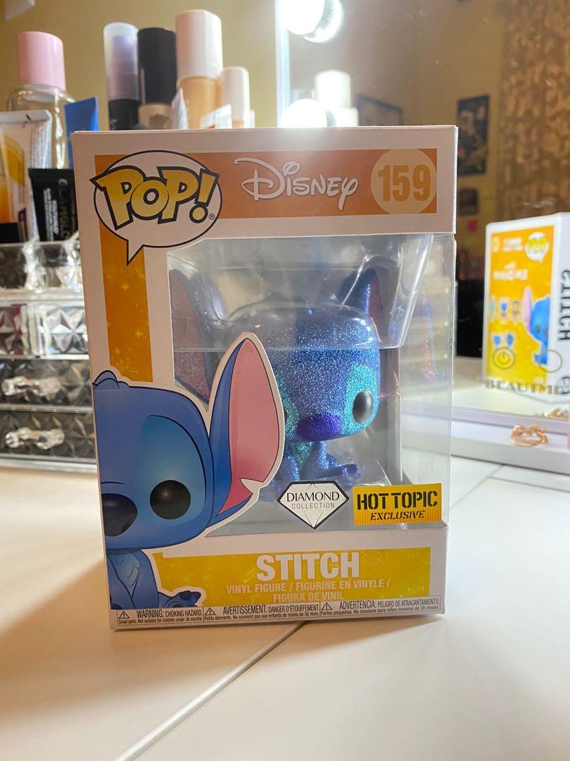 Diamond Stitch (Hot Topic Exclusive) Funko Pop