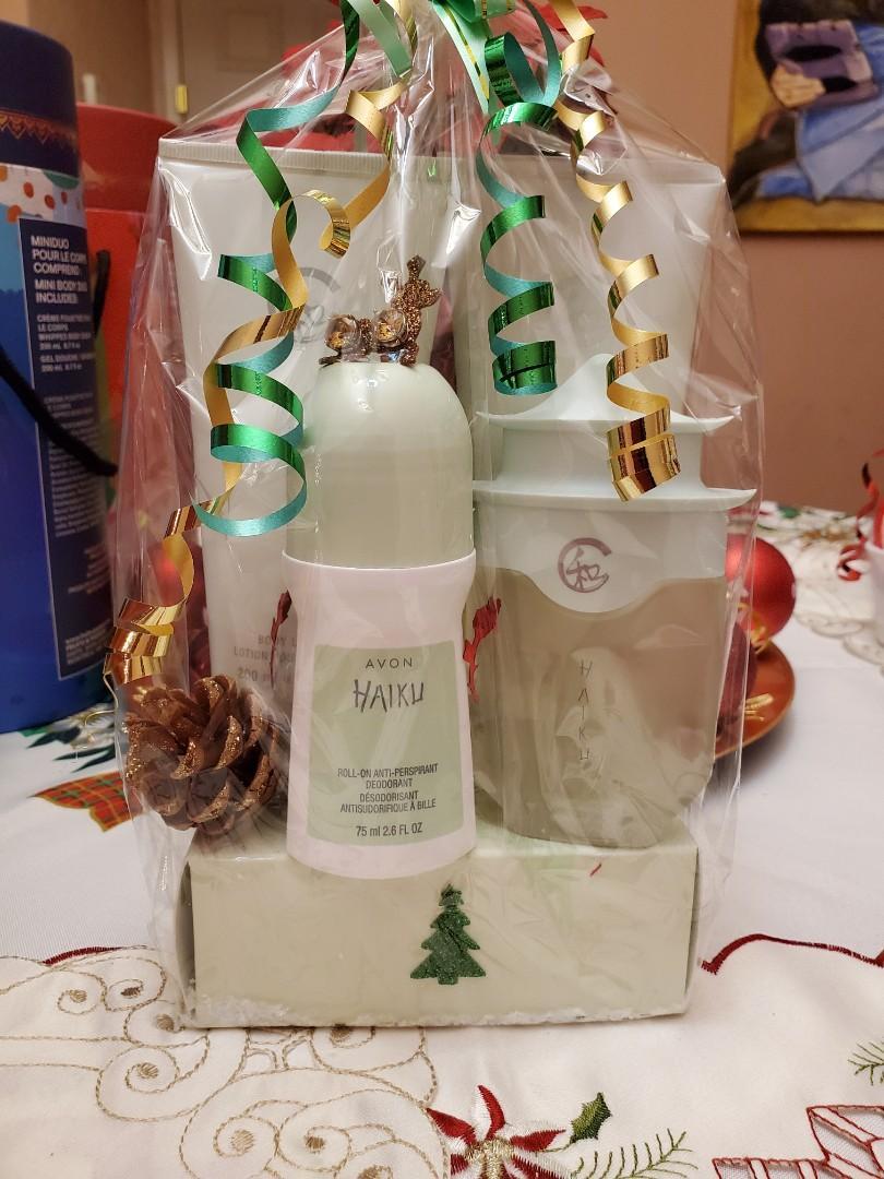 HAIKU Fragrance Collection Christmas Set