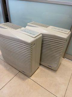 HEPAIR air cleaner