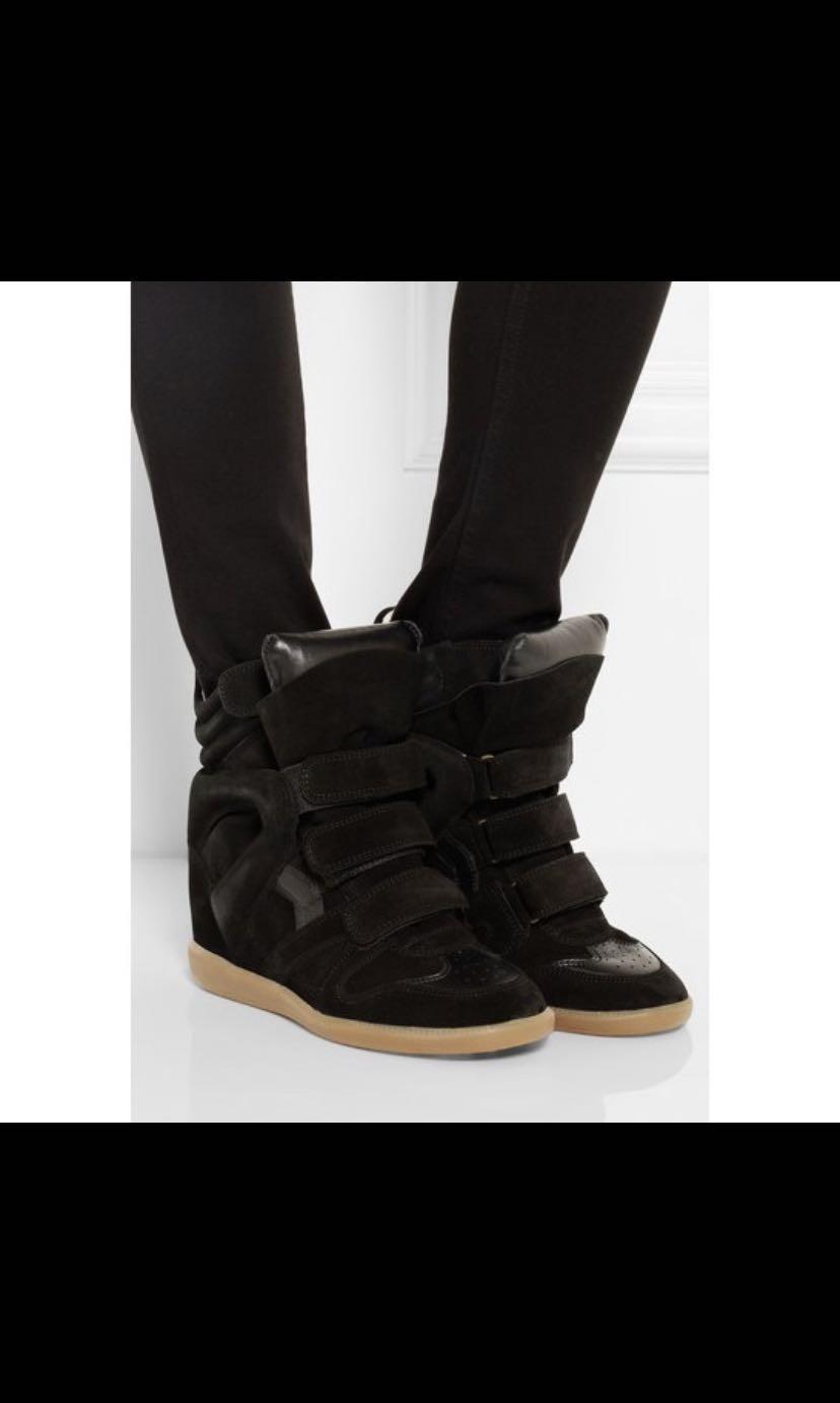 Isabel Marant 黑色鞋