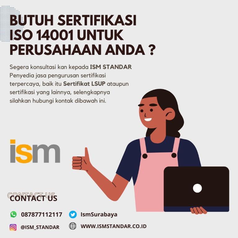 ISO 14001 PALEMBANG