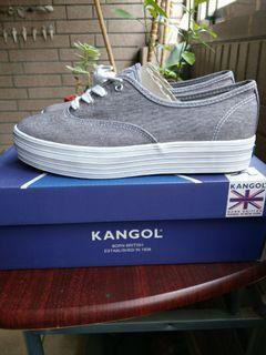 Kangol帆布鞋