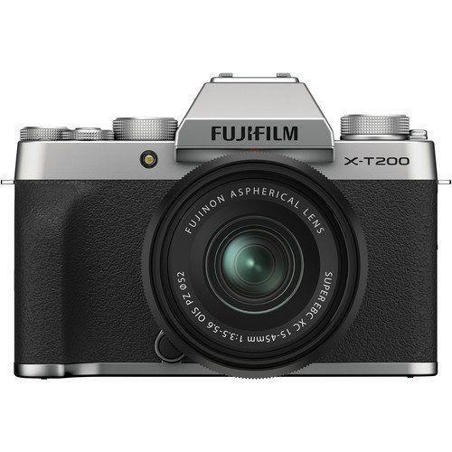 Kredit Fujifilm X-T200 Mirrorless Digital Camera with 15-45mm Lens