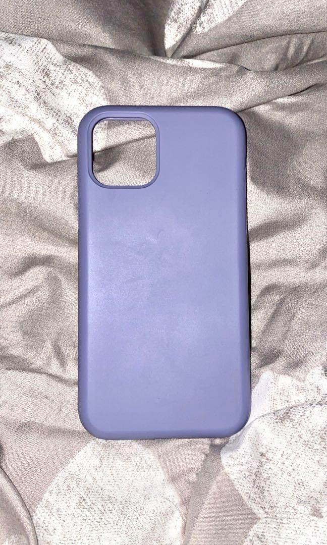 Like New Lavender Grey iPhone 11 Pro Case