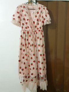 Lirika Matoshi inspired dress