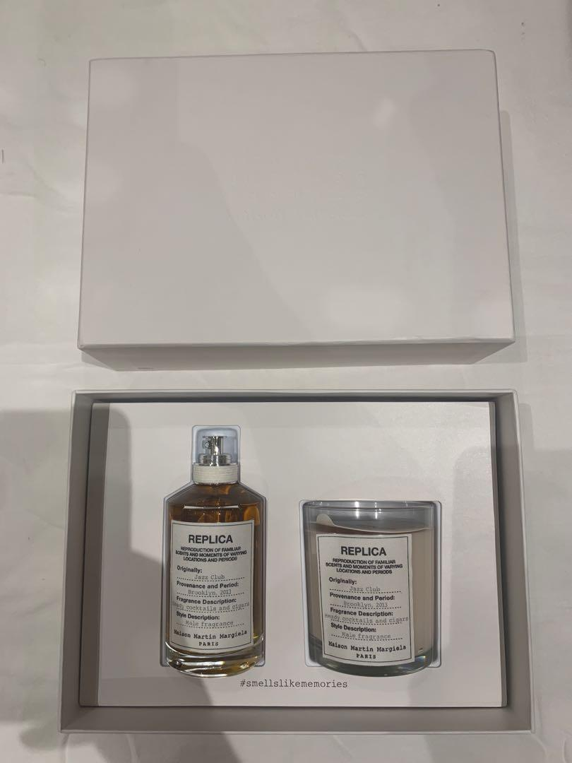 Maison Margiela 'REPLICA' Jazz Club Gift Set