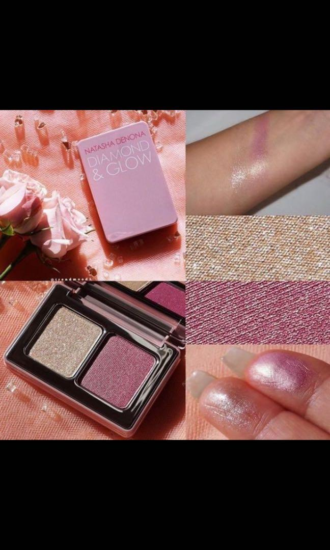 Natasha Denona BLush Highlighter ORI 100%