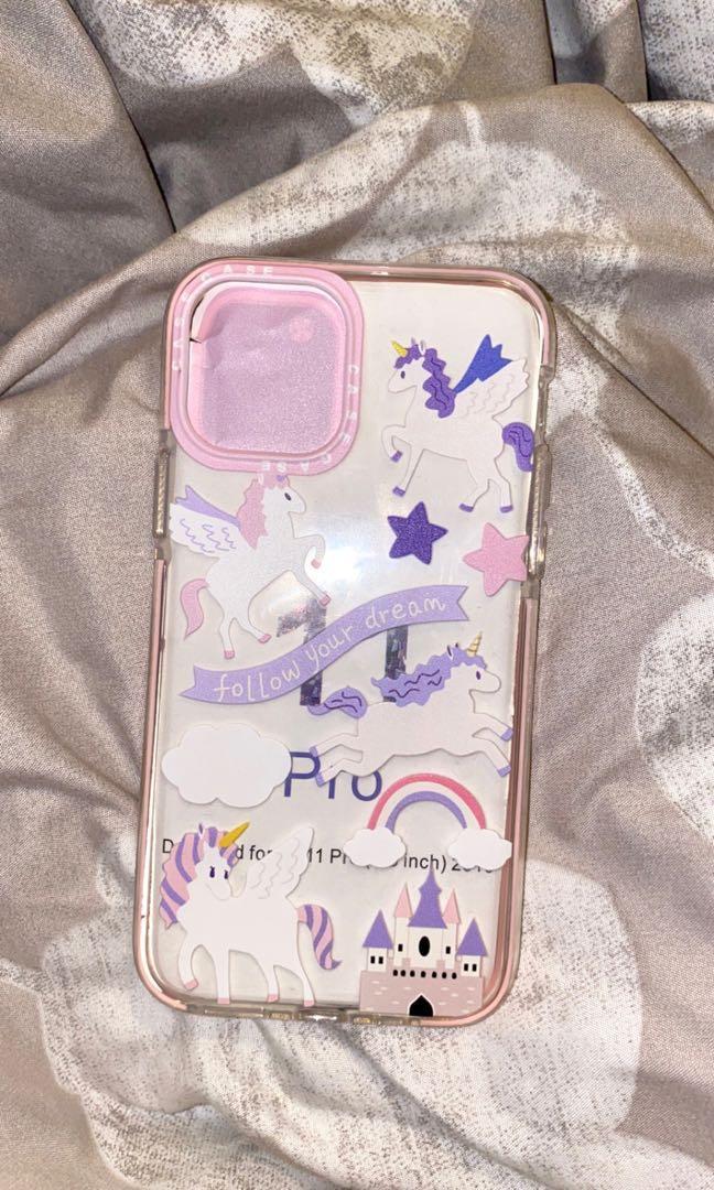 New iPhone 11 Pro Unicorn Case