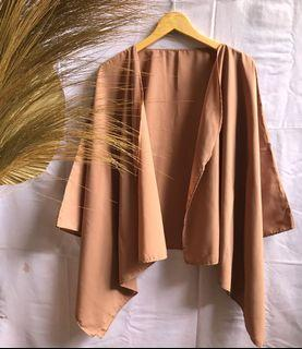 Outer mocca blm pernah pake