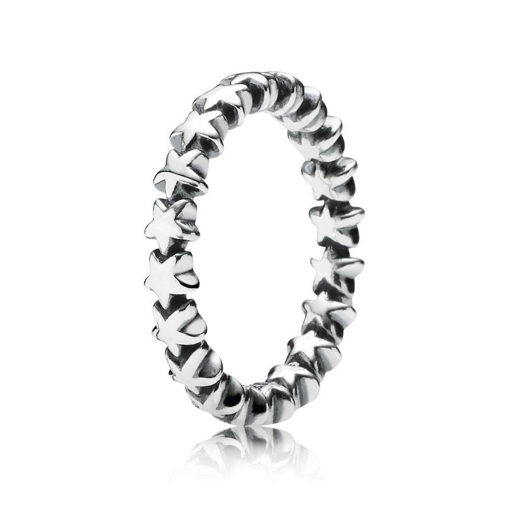 Pandora Star  trail ring