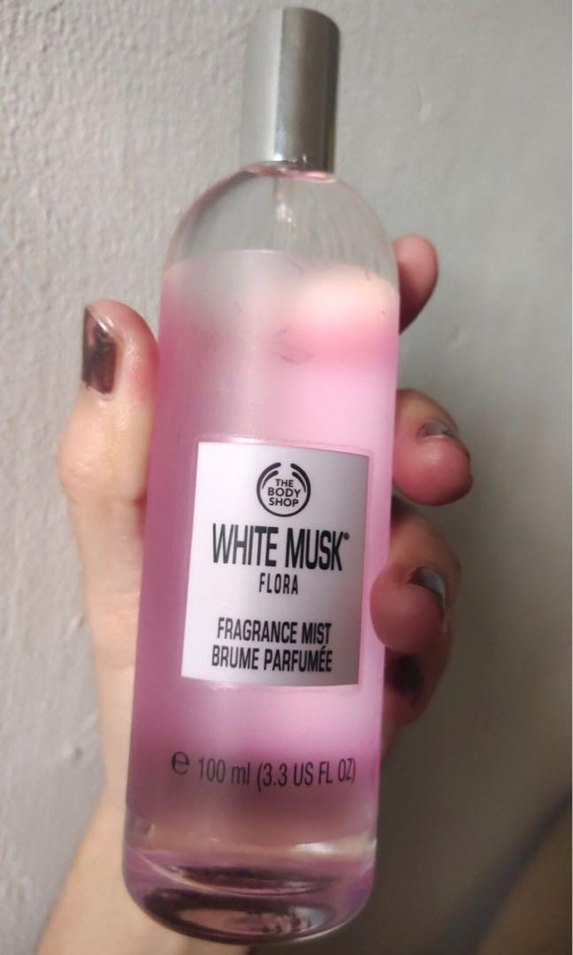 Parfume The Body Shop White Musk