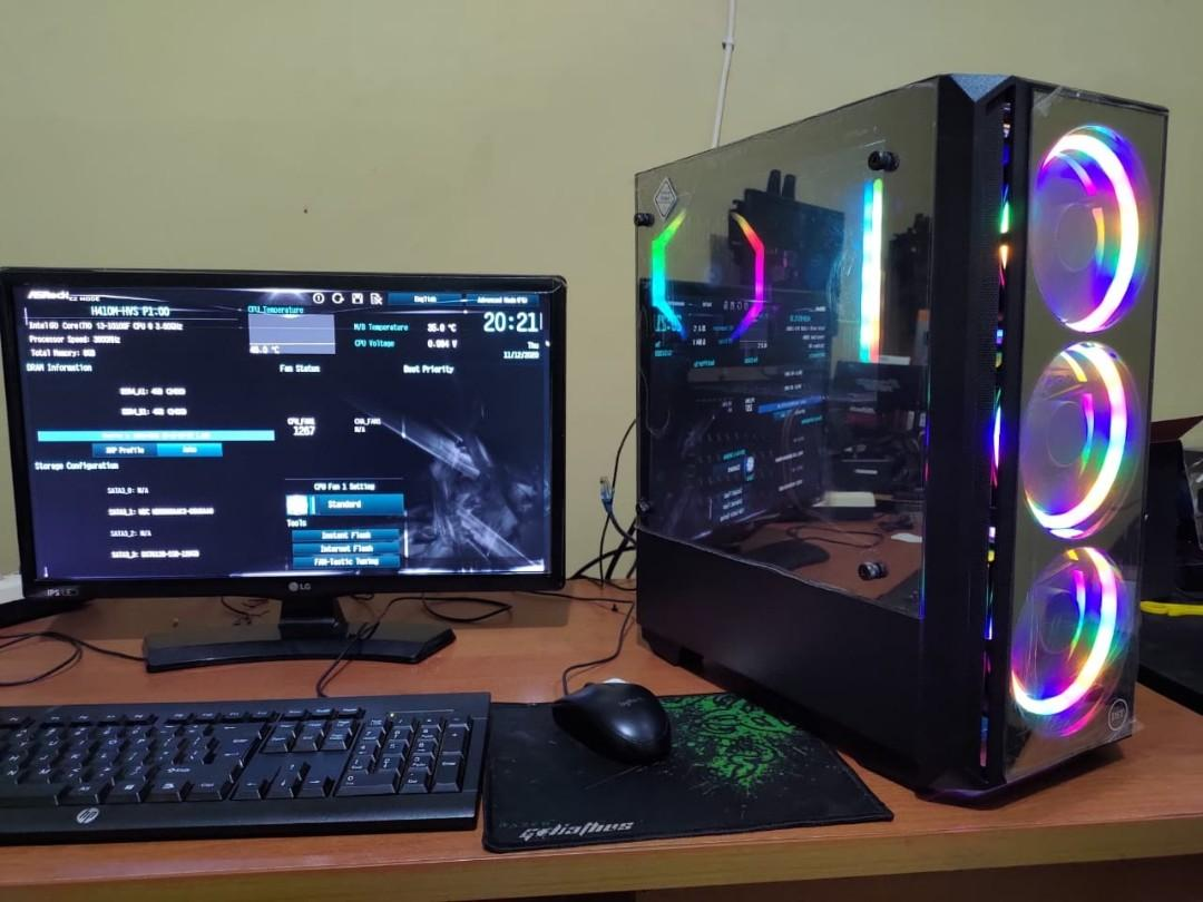 Pc Gaming mid gen 10