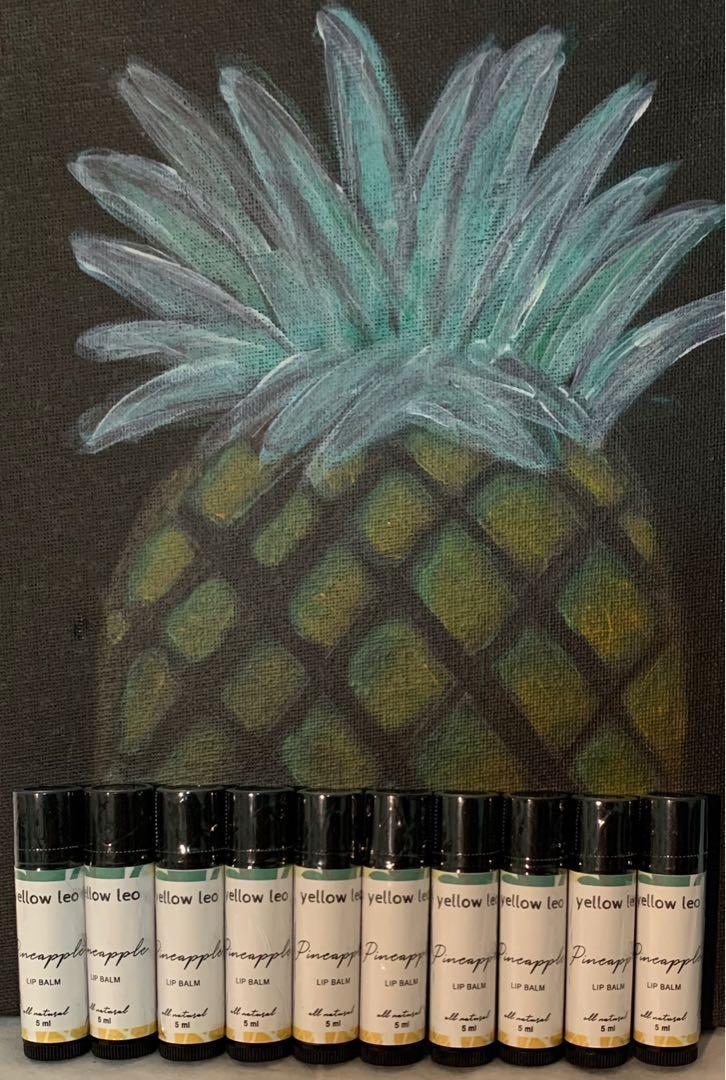 Pineapple Lip Balm