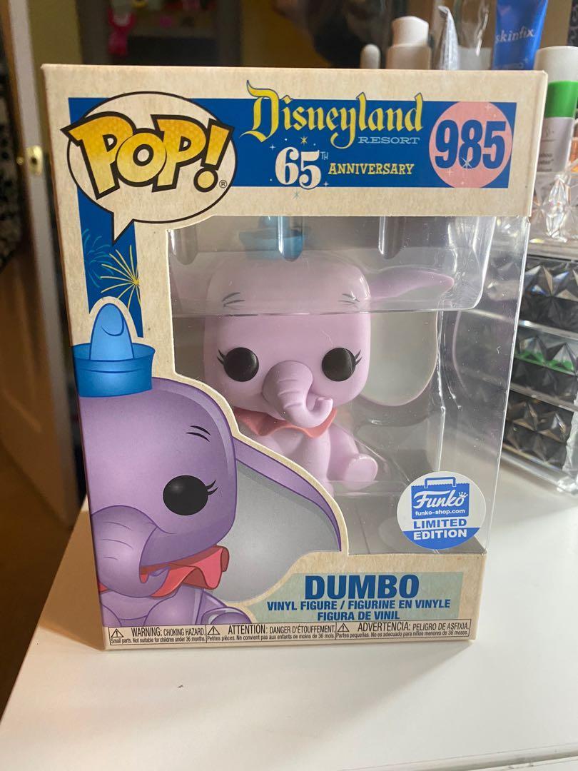 Purple Dumbo (Funko Shop Exclusive) Funko Pop