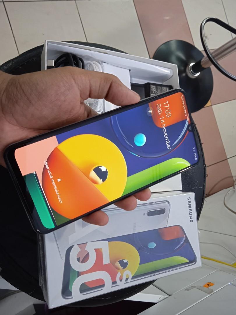Samsung A50s 6/128GB Resmi Sein Full Sett
