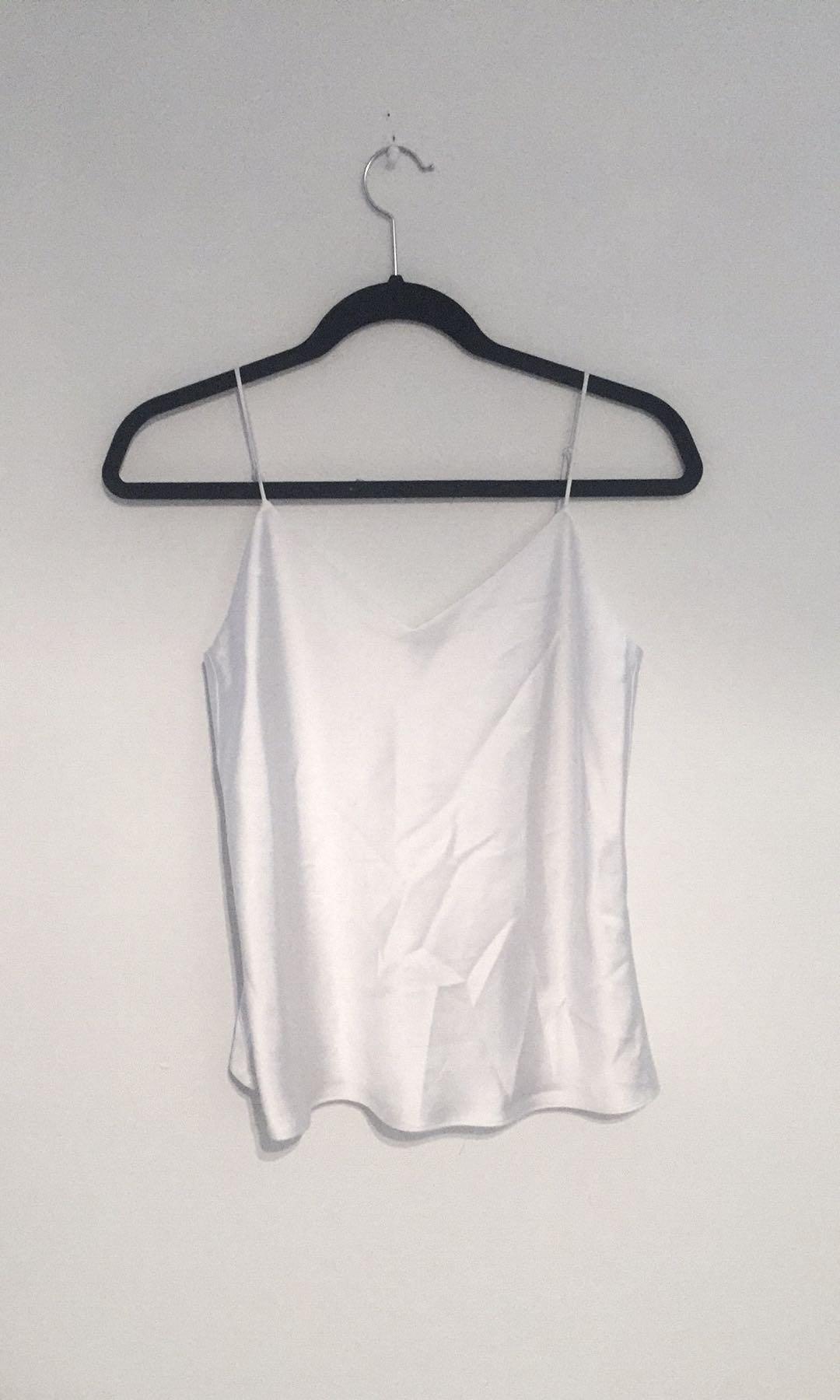 Satin Tank Top/ Camisole (XS)