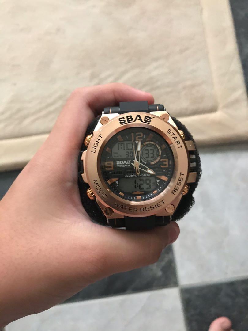 SBAO watch