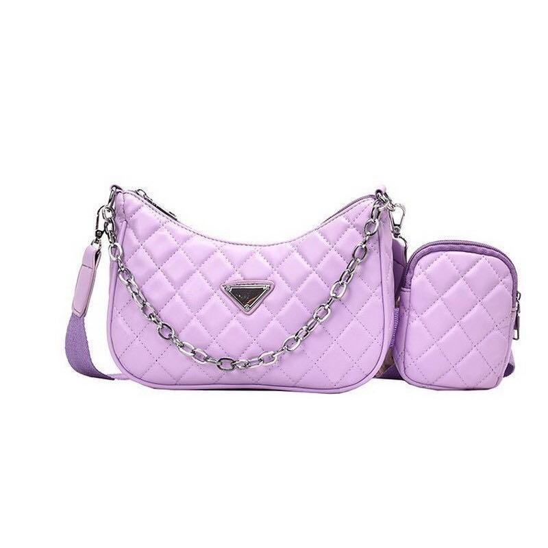Slingbag quilted free pouch