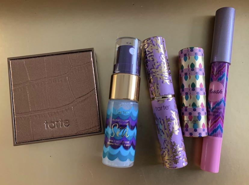 Tarte Makeup Set Brand New