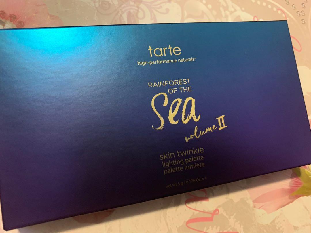 Tarte Volume II Lighting Palette