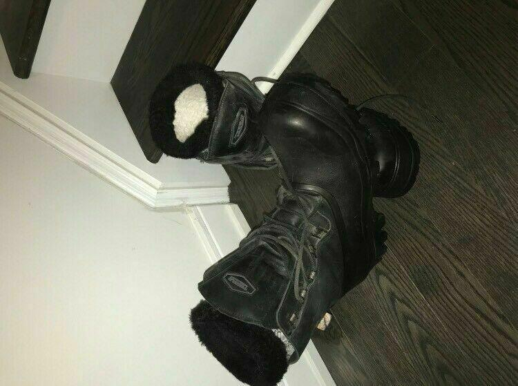 TERRA Construction Safety Boots