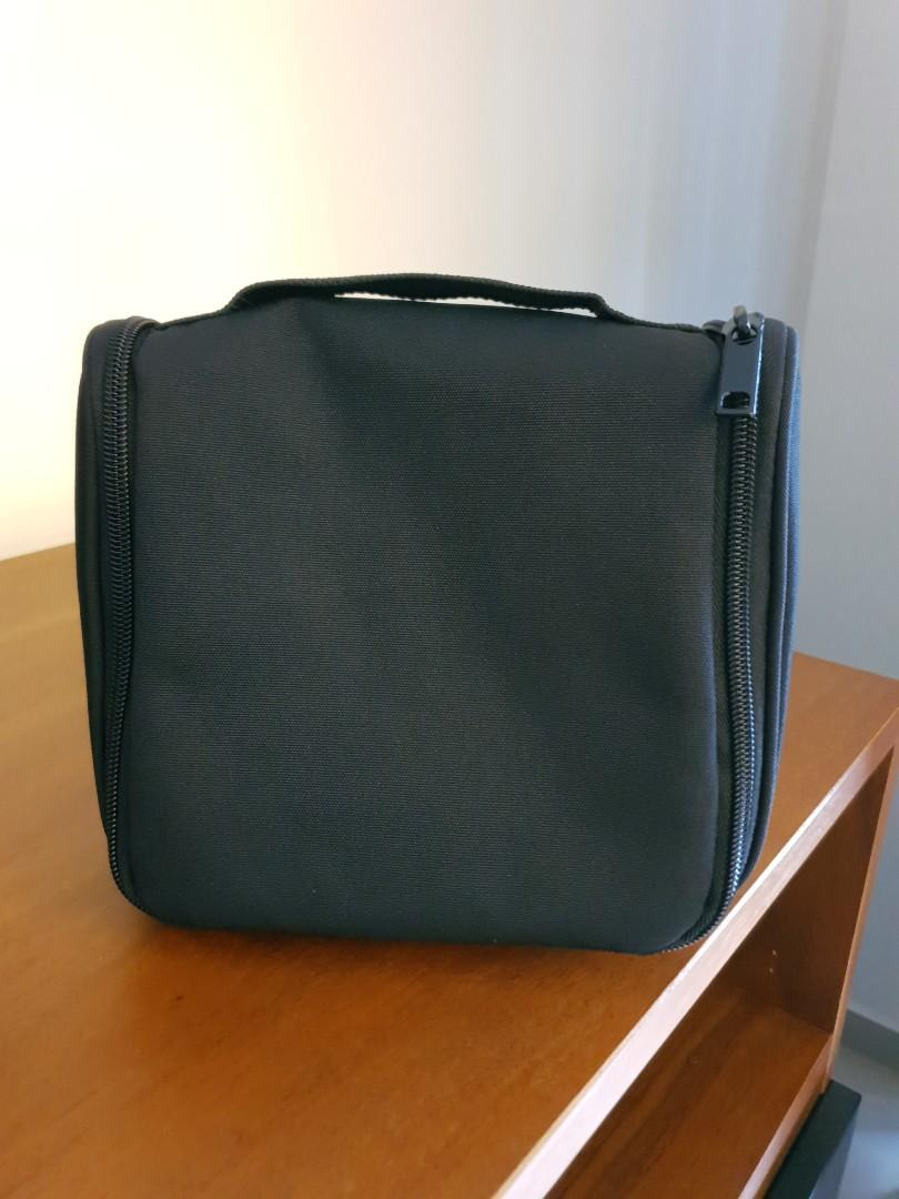 Toiletries Bag From Muji Travel Travel Essentials Travel Accessories On Carousell