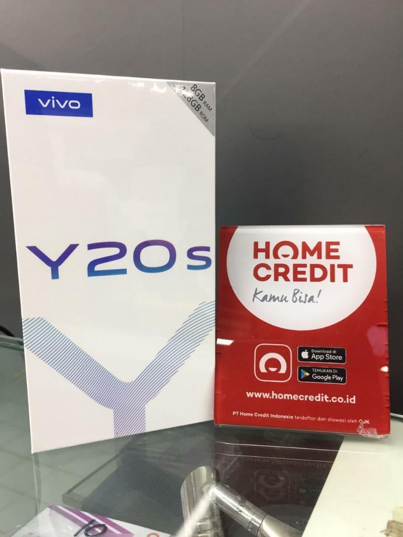 Vivo Y20s bisa di cicil tanpa CC DP 10% admin 99l