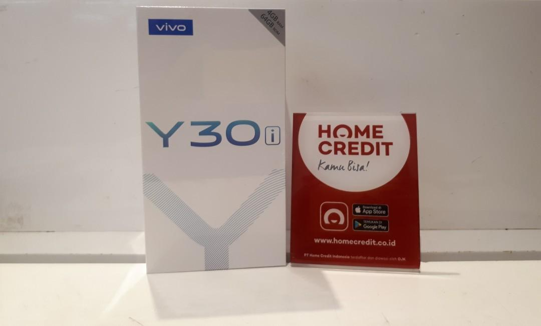 Vivo Y30i Ram 4/64GB BISA CICILAN free admin 99k