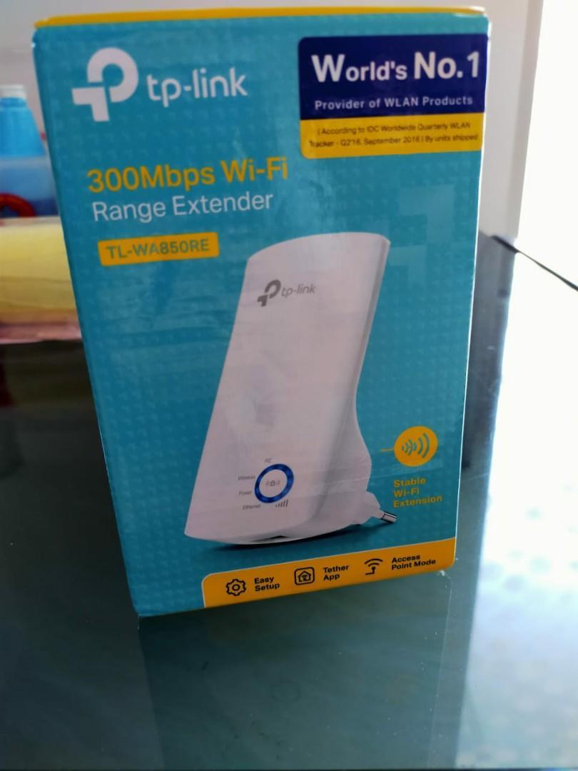 Wifi extender TP LINK baru