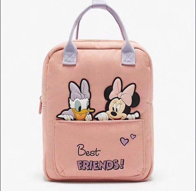 Zara Minnie & Daisy Backpack