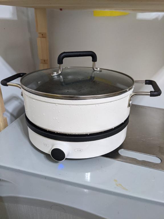米家電磁爐包括鍋